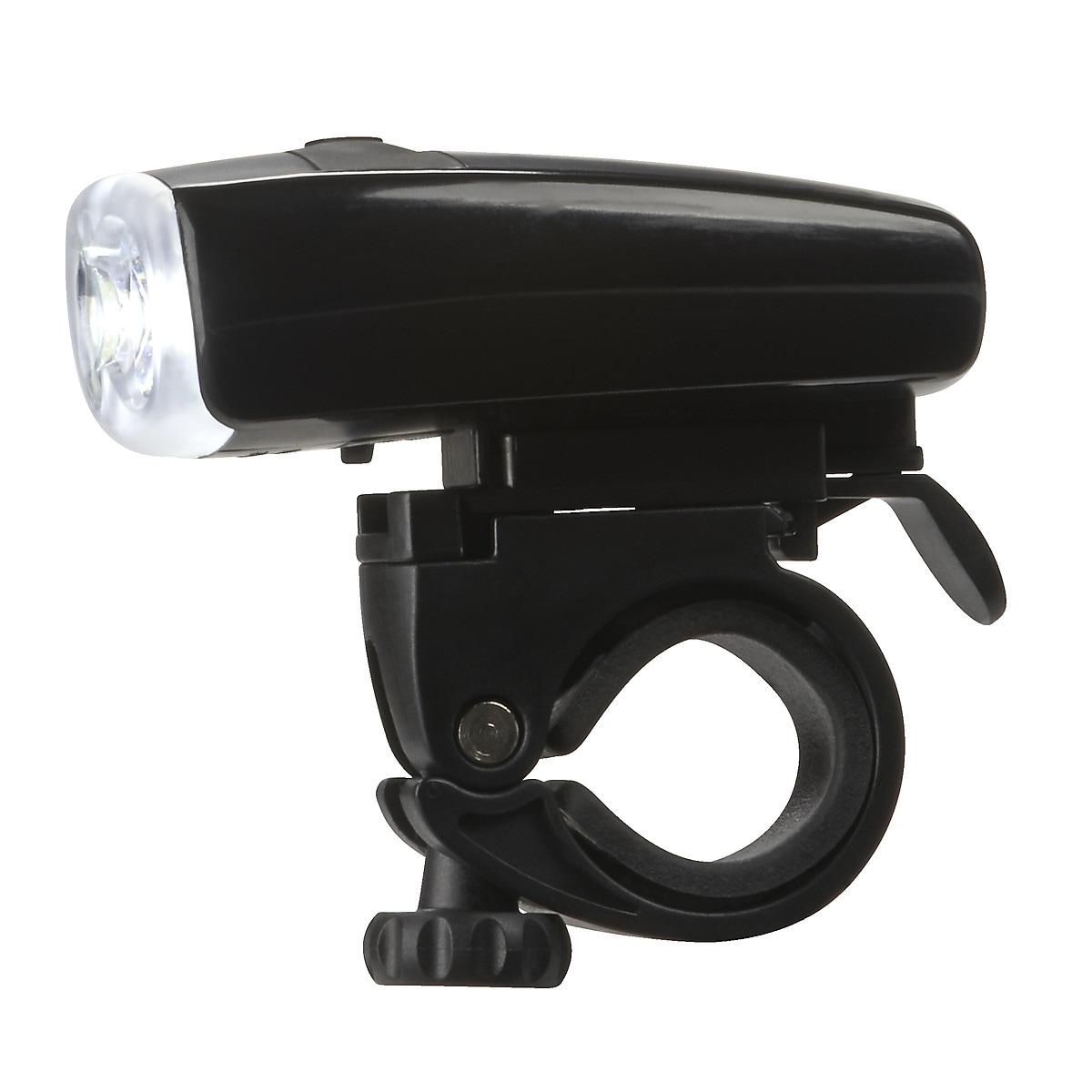 Asaklitt ladbar LED sykkellykt