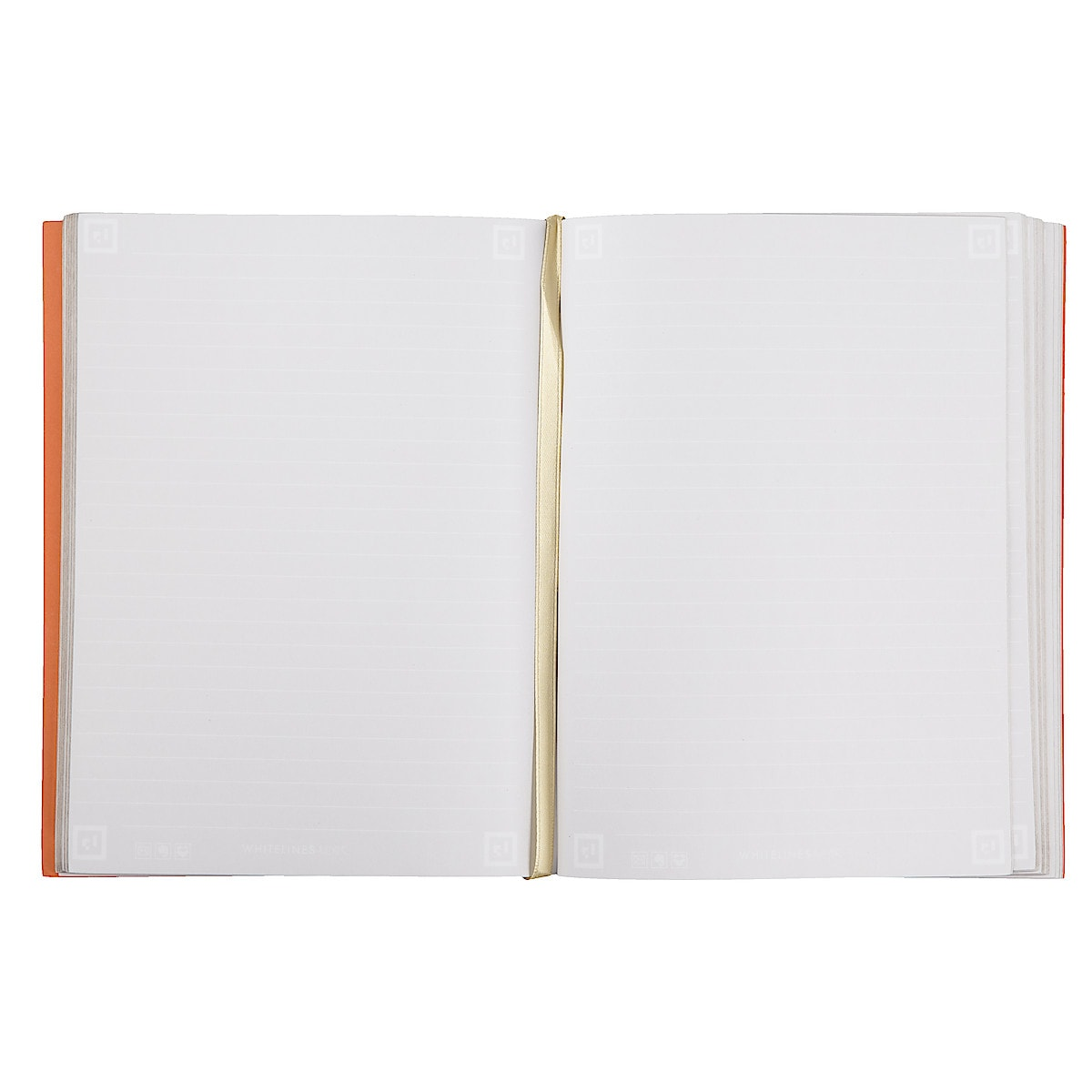 Whitelines A5 Lined Notebook