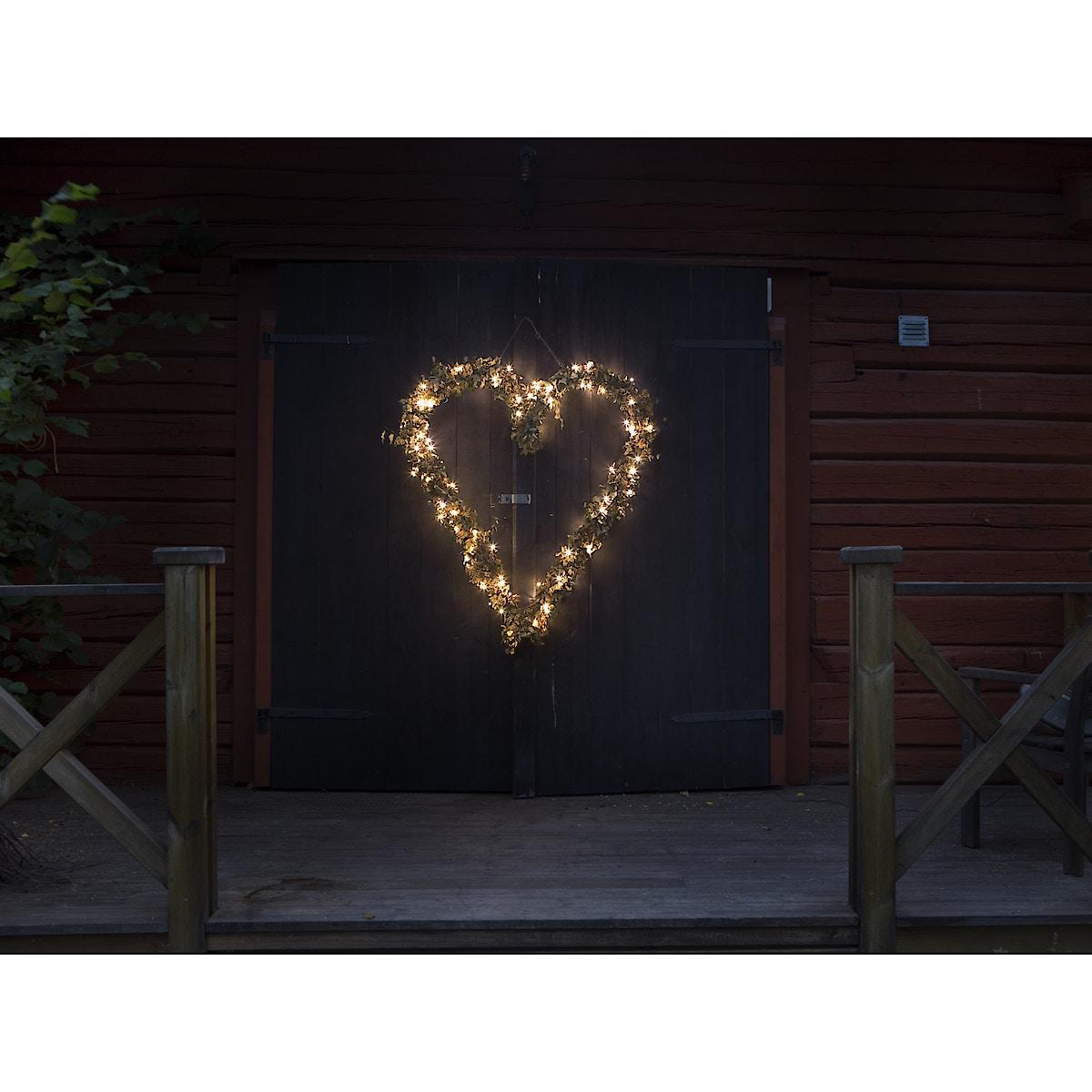 Northlight lysslynge med varmhvite LED-pærer