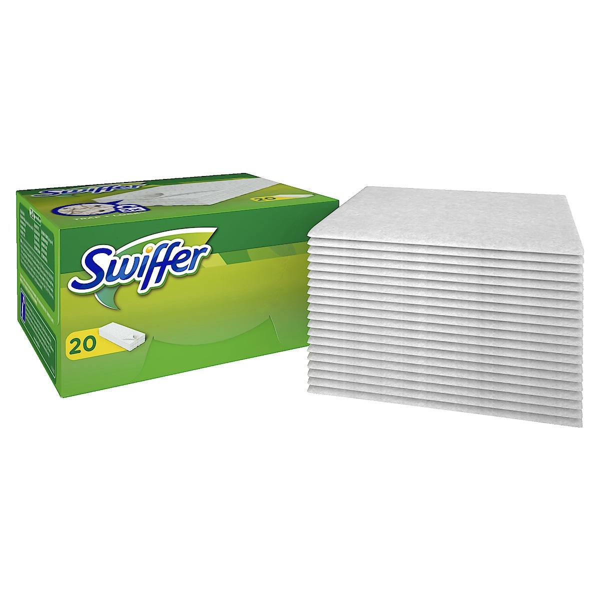 Rengöringsdukar refill Swiffer Sweeper 20-pack