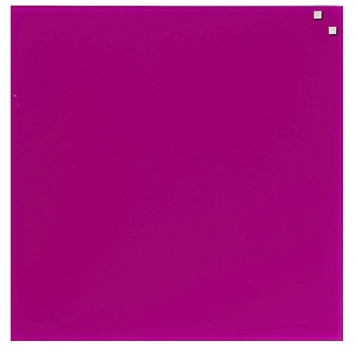 Magnetische Glastafel 45 x 45 cm, Naga