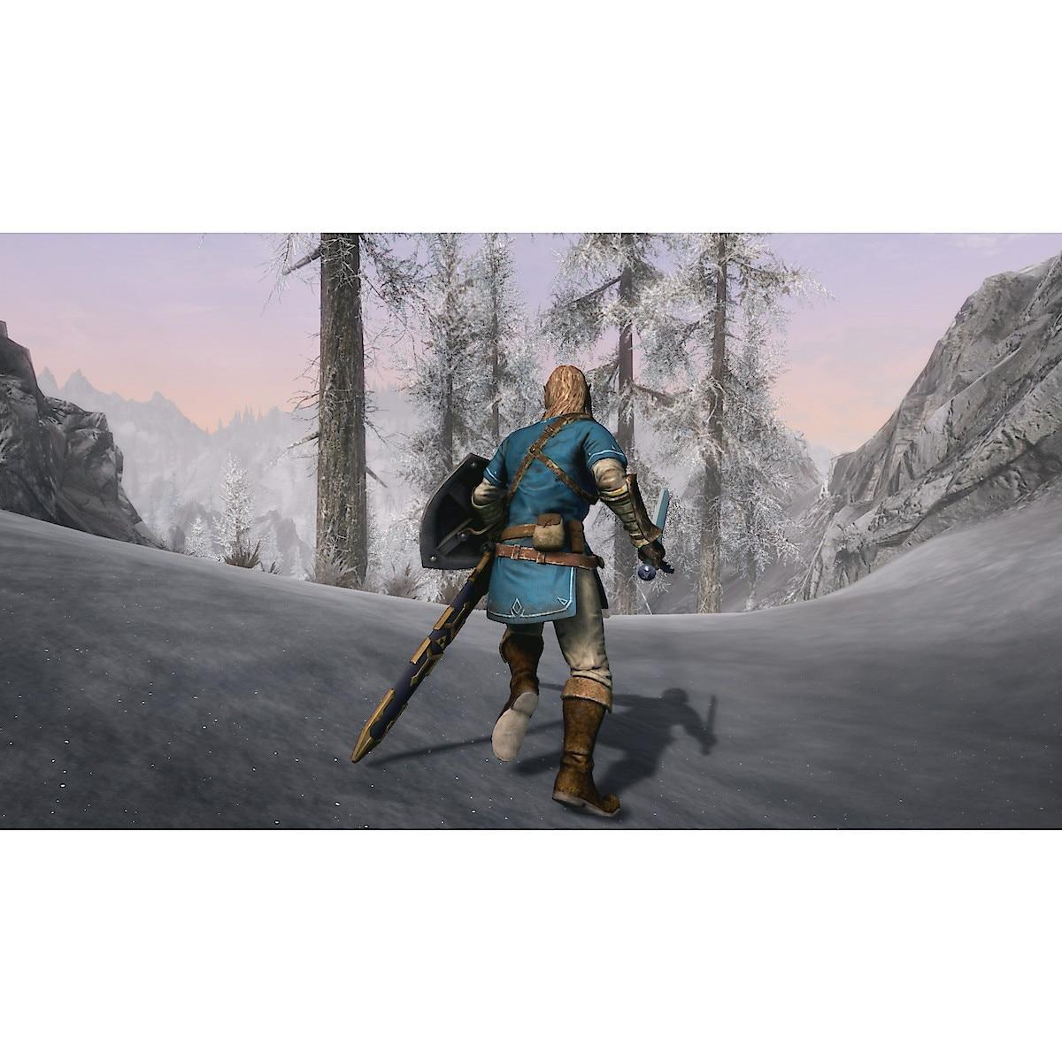 Skyrim,The Elder Scrolls V. Spel till Nintendo Switch
