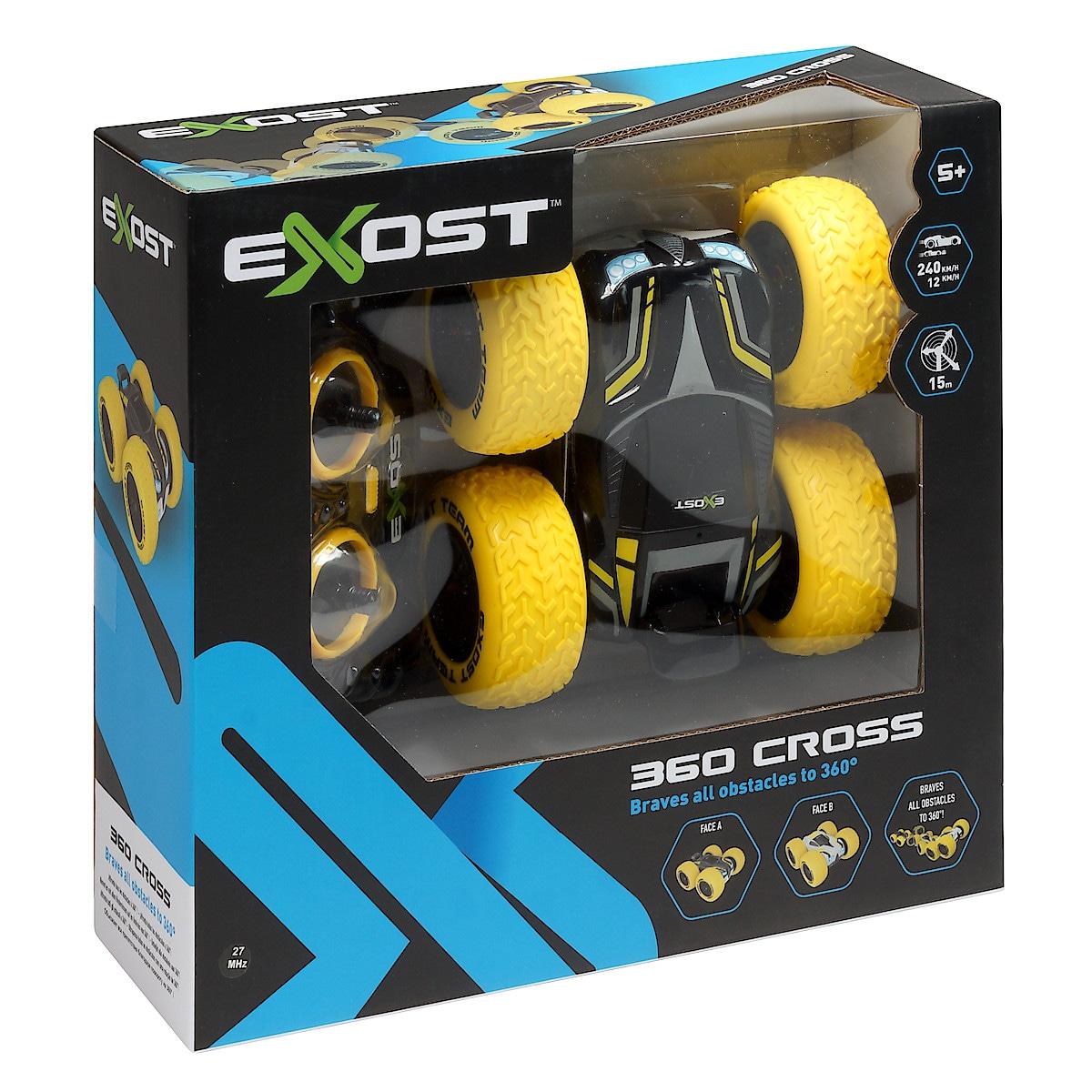 Radiostyrd stuntbil, Silverlit Exost 360 Cross