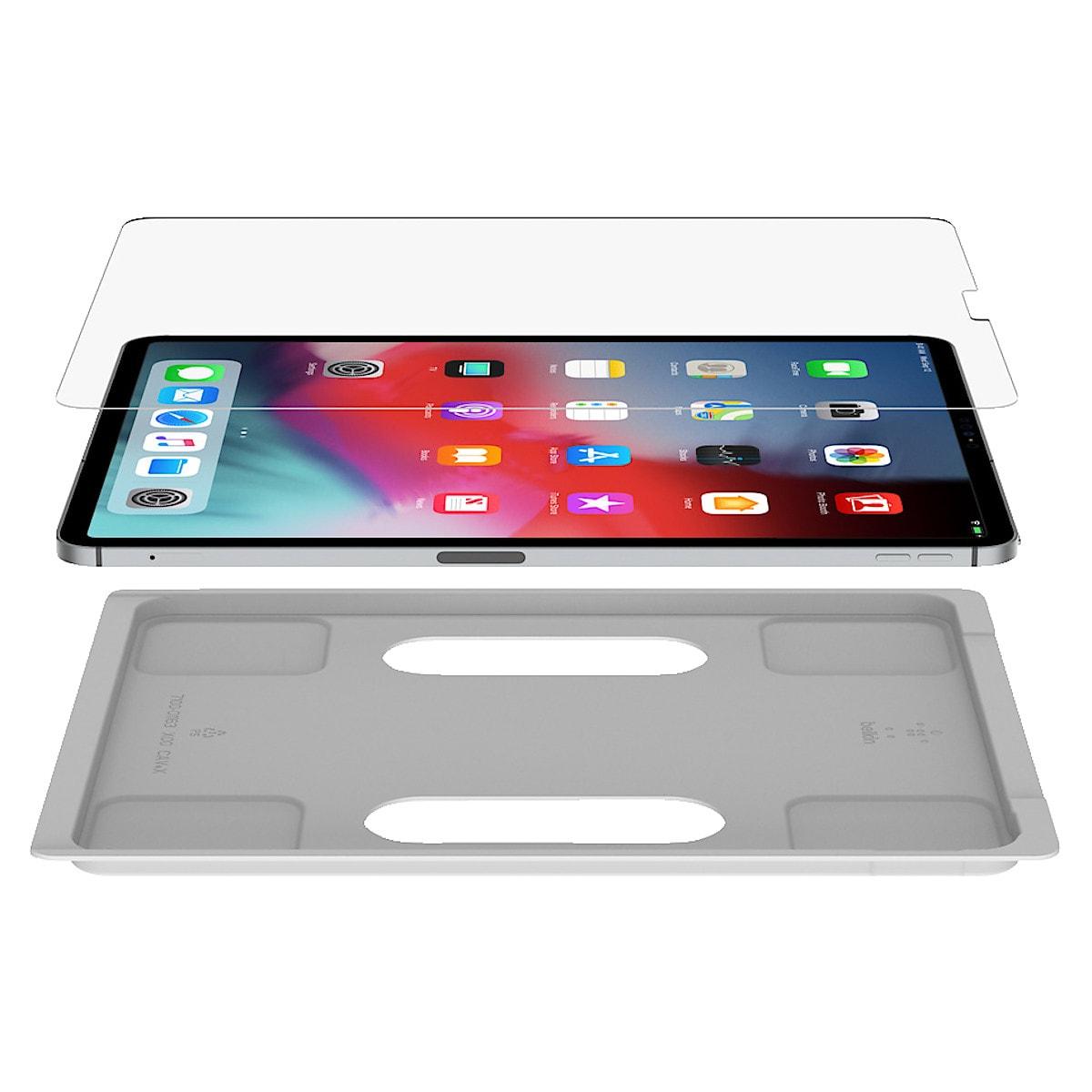 Skärmskydd för iPad Pro 129 Belkin Screenforce TemperedGlass