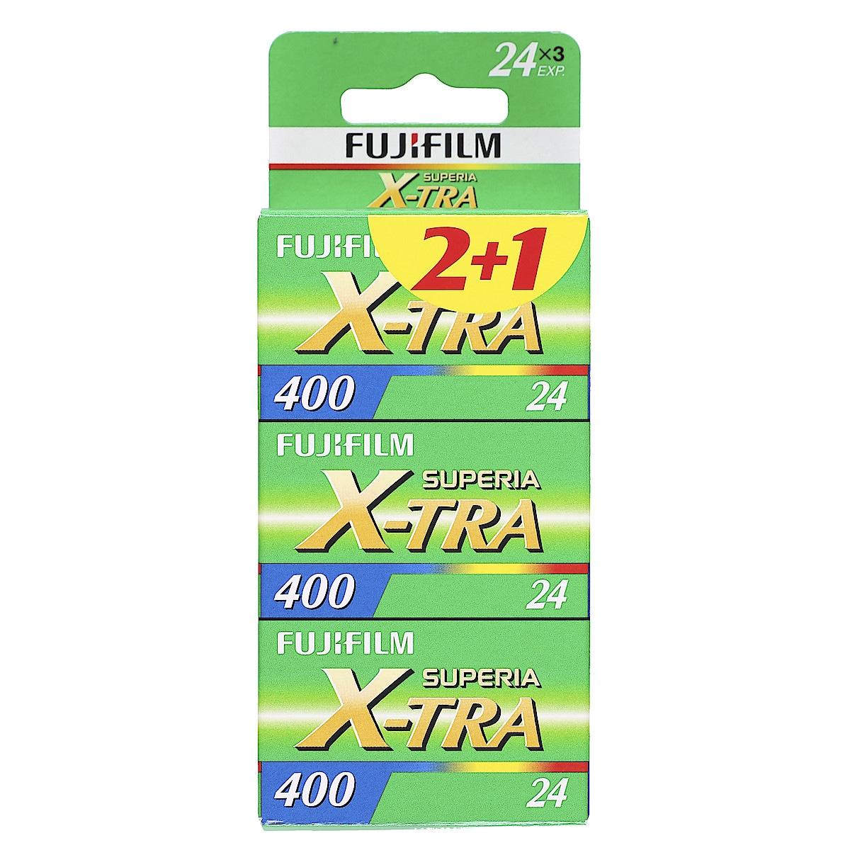 Farbfilm Fujifilm Superia X-TRA400
