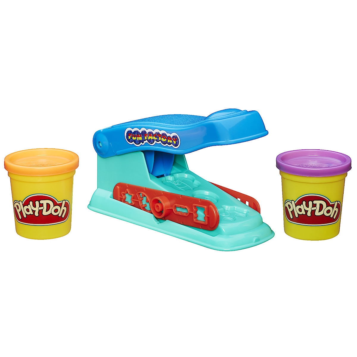 Knete Play-Doh Fun Factory