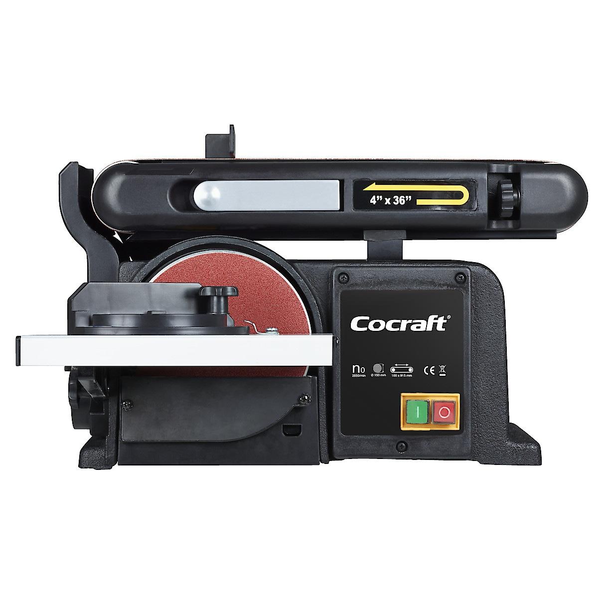 Bandschleifmaschine Cocraft HBD500