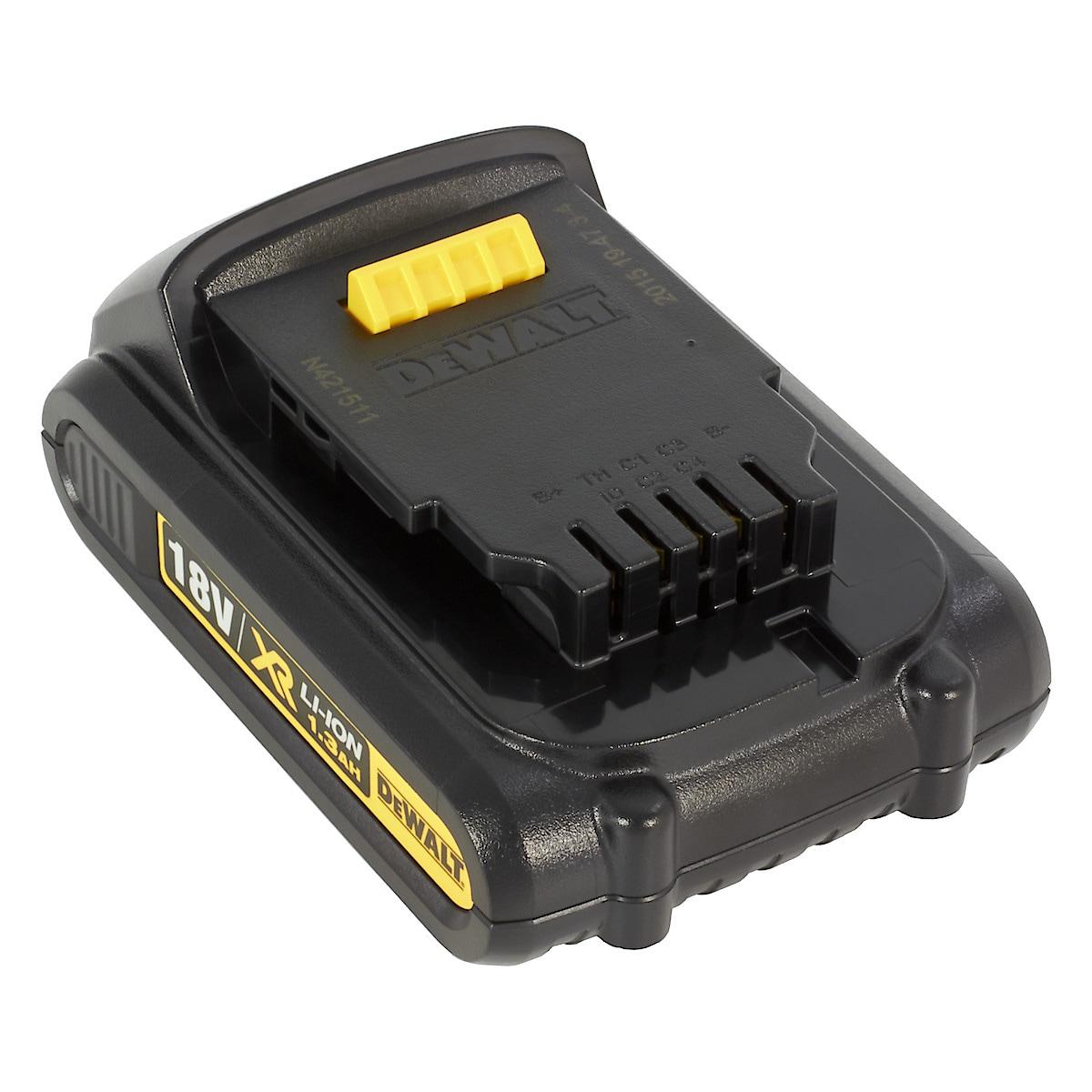 Batteri Dewalt DCB185 18 V/1,3 Ah