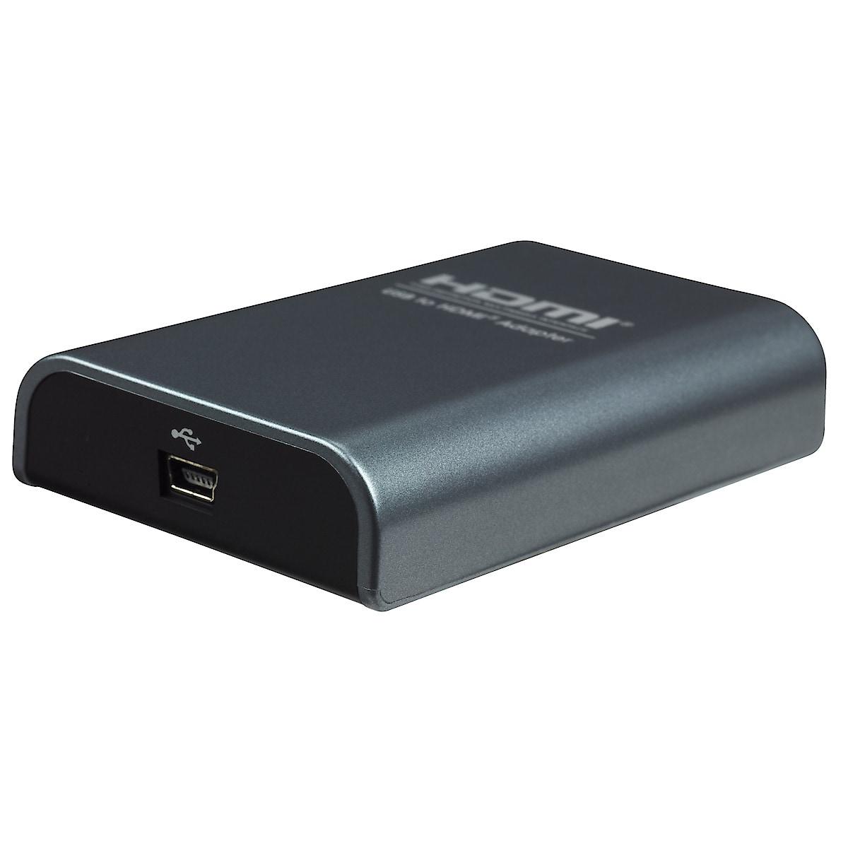 USB - HDMI -sovitin