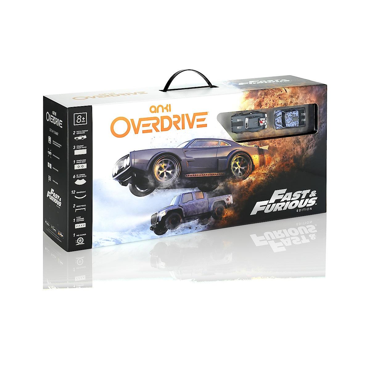 Anki Overdrive Fast & Furious Edition Starter Kit bilbane