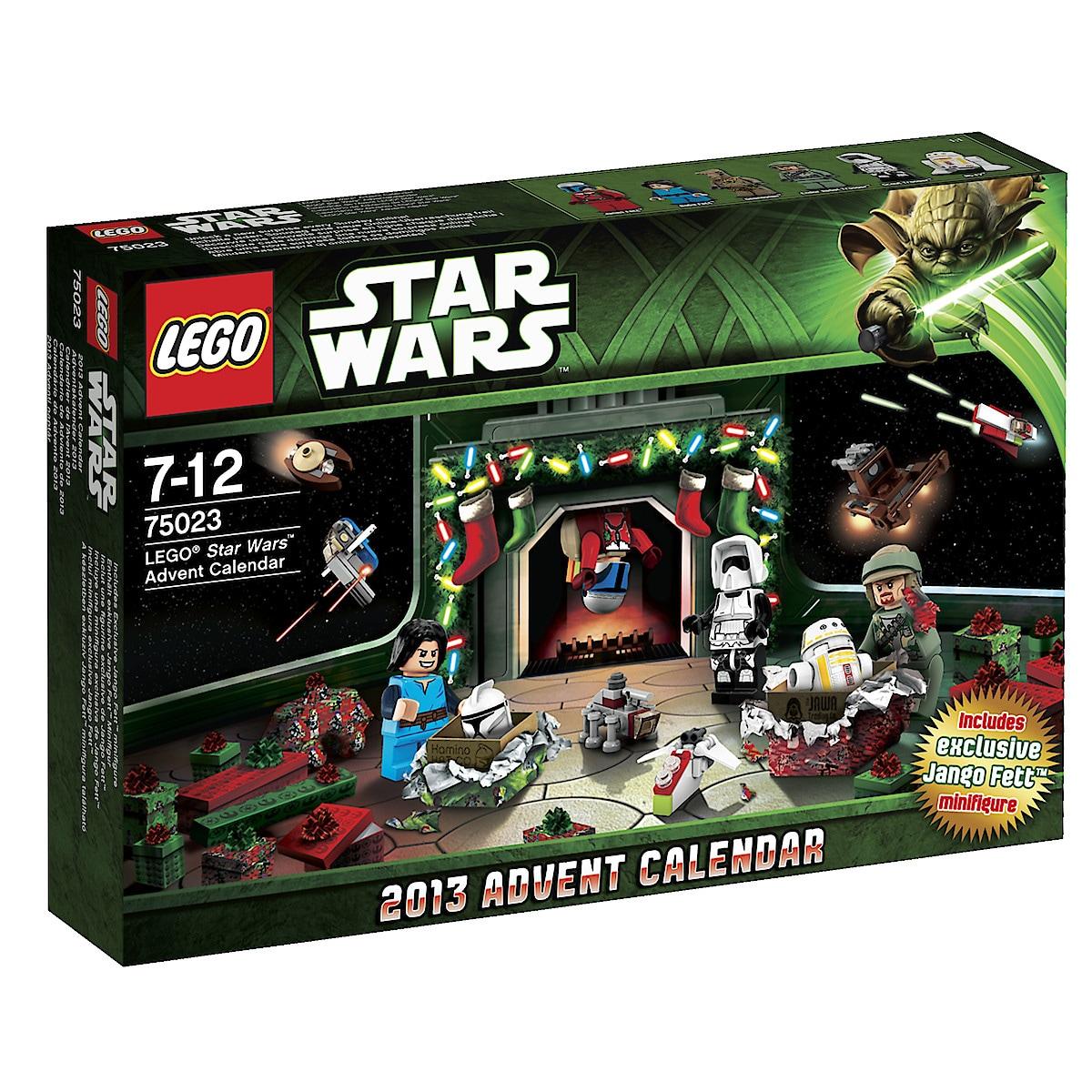 Joulukalenteri Lego Star Wars