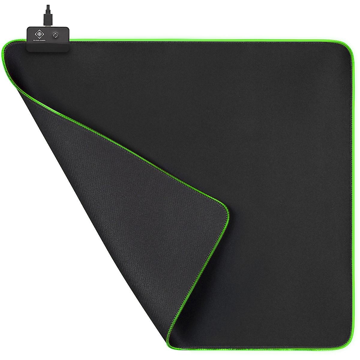 Deltaco Gaming musematte, RGB