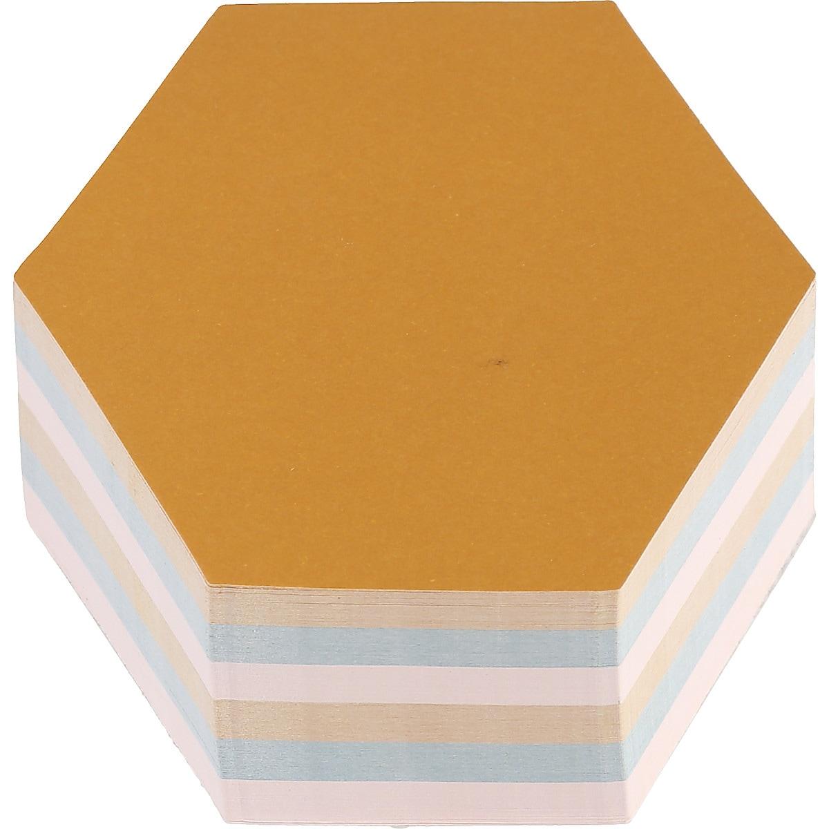 Muistilappukuutio Hexagon