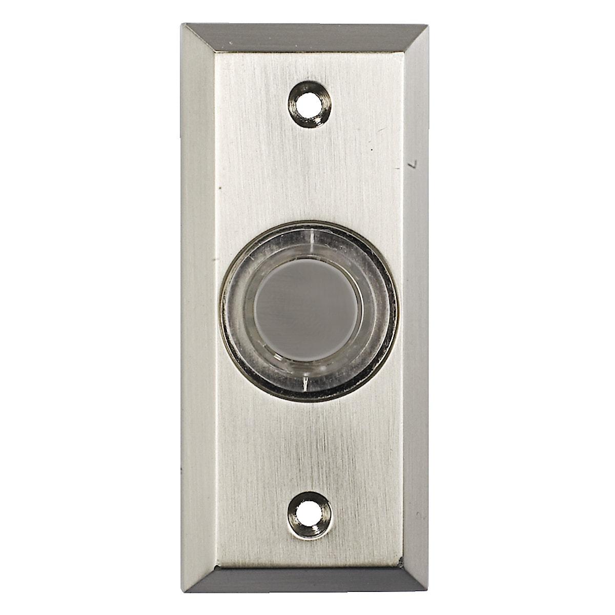 Tryckknapp för dörrklockor
