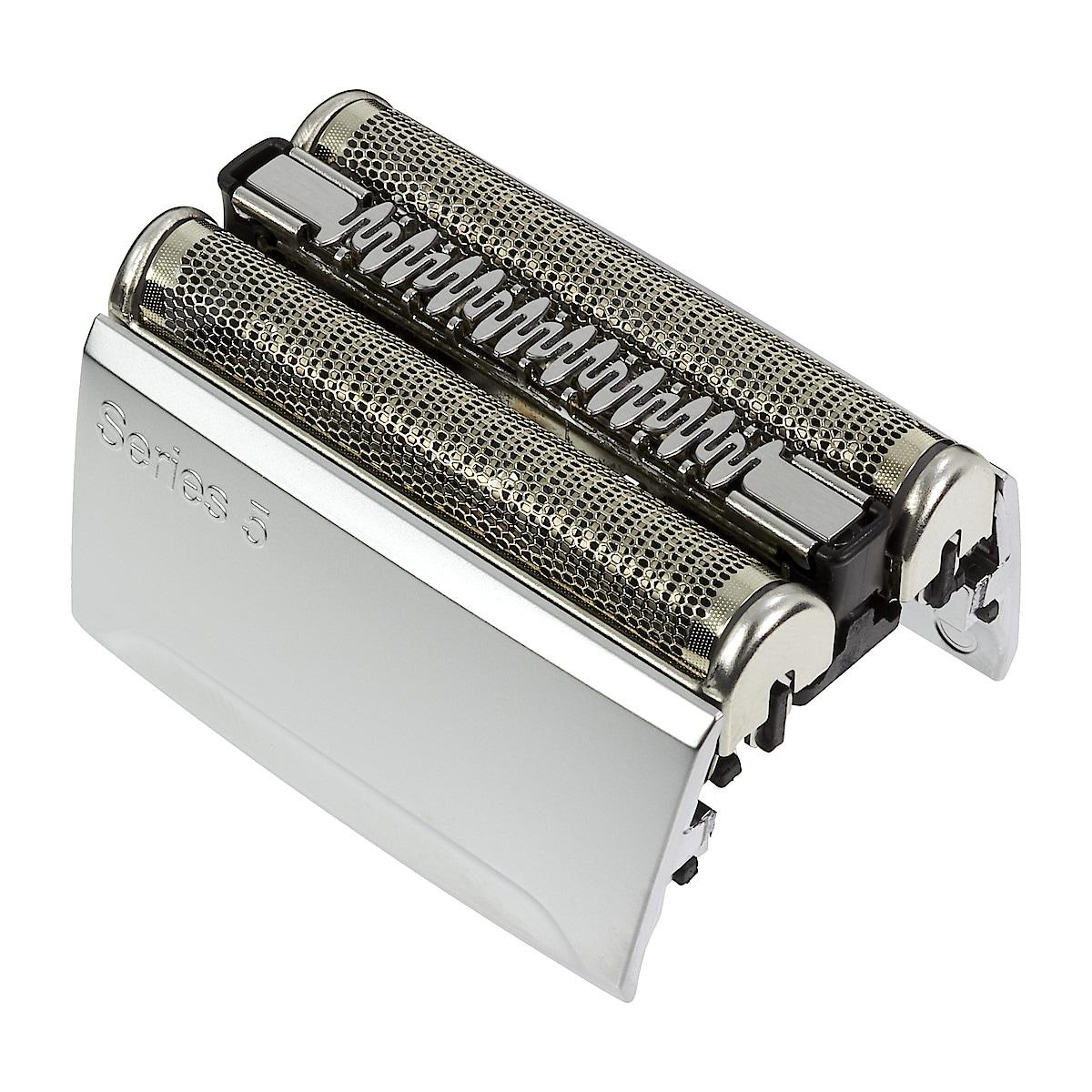Kombipack Braun 52S Silver
