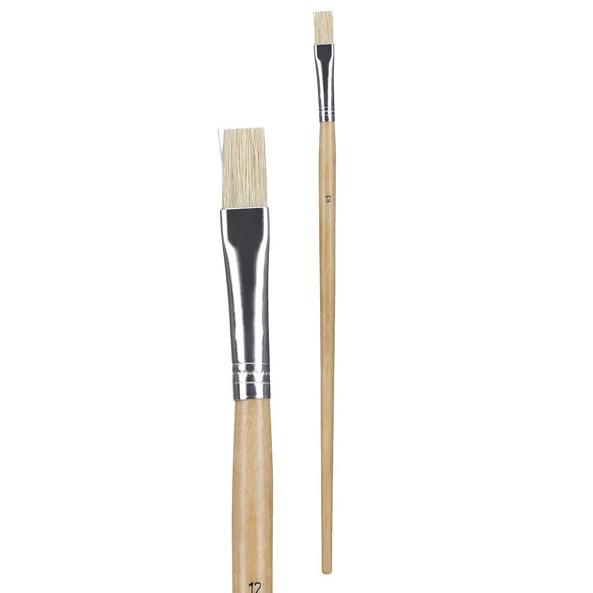 Pensel olja/akryl Sang