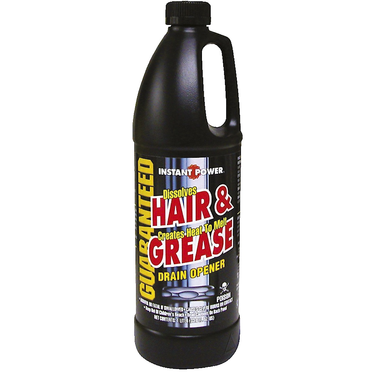 Instant Hair and Grease Remover