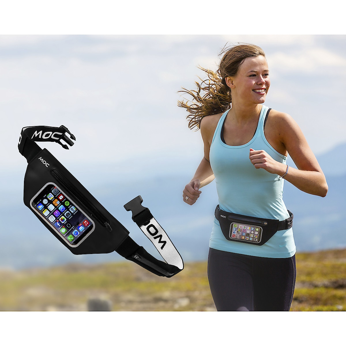 Väska för smartphone, MOC