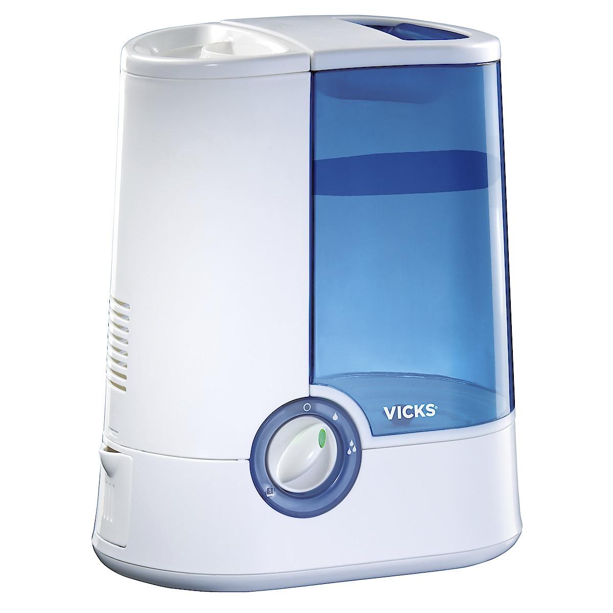 Vicks VH750UK Warm Mist Humidifier