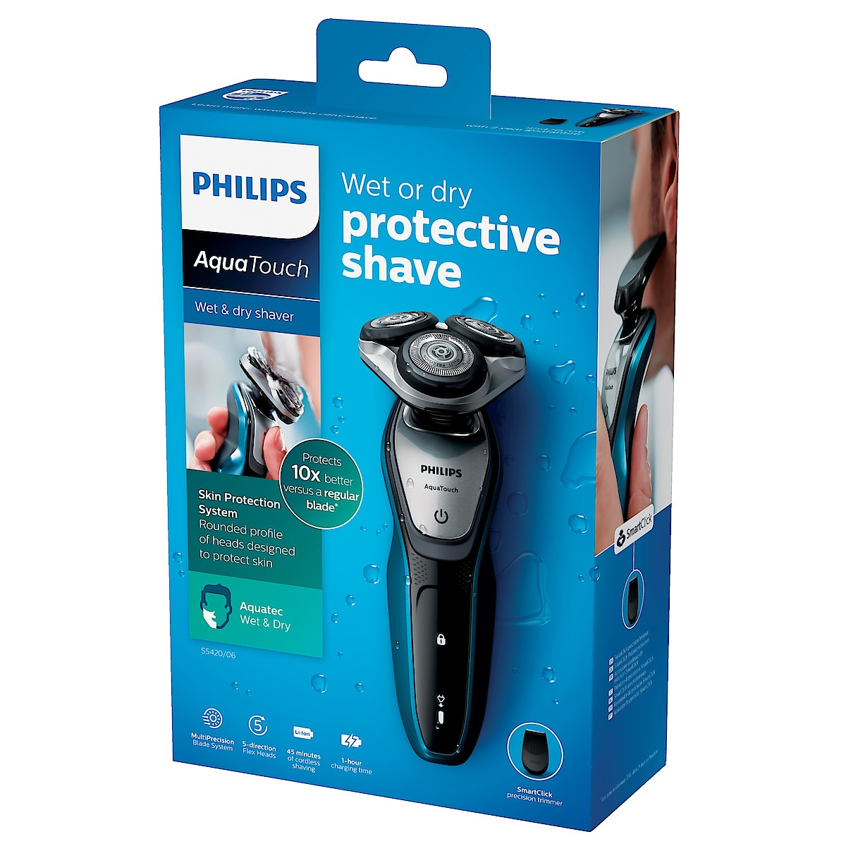 Partakone Philips AquaTouch S5420/06