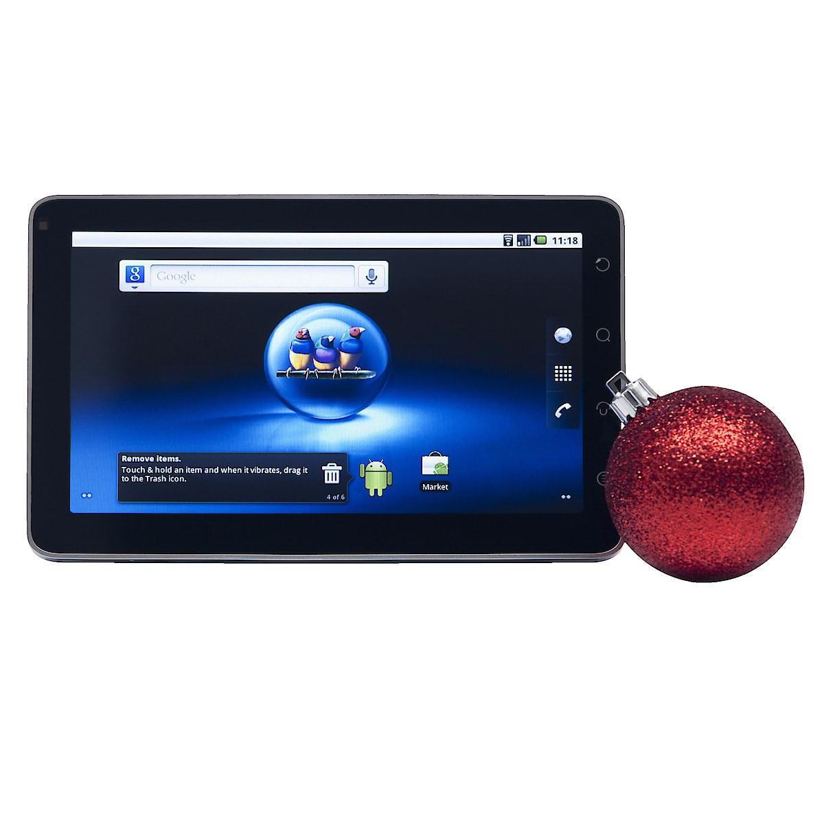ViewSonic ViewPad 7, 3G