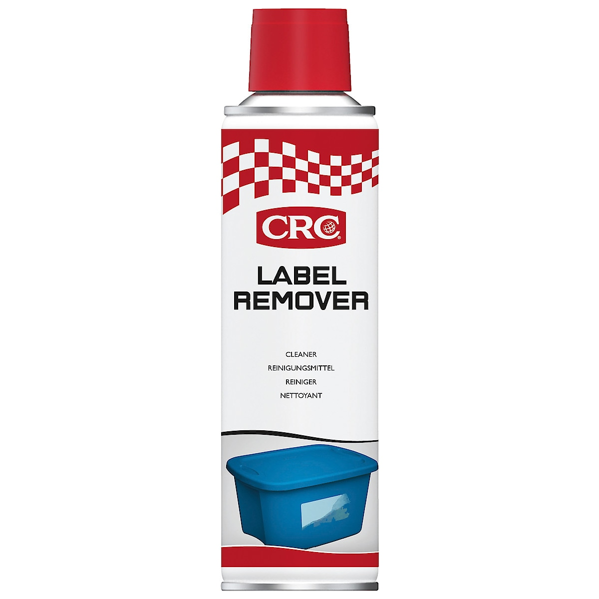 Etikettborttagare CRC