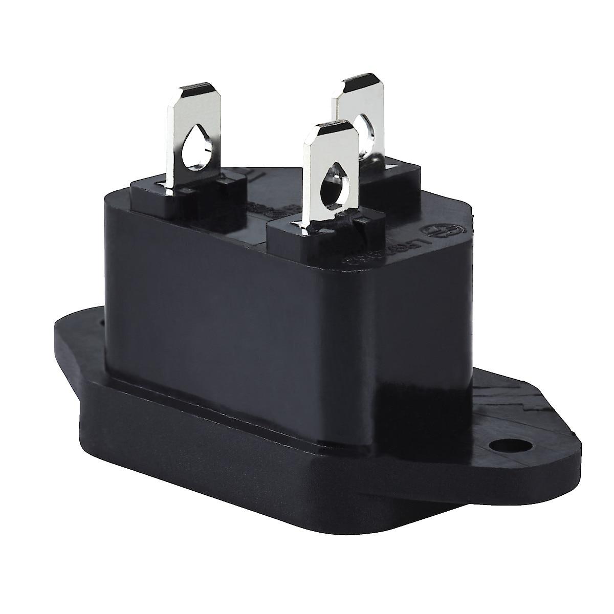 Apparatintag IEC320 C14
