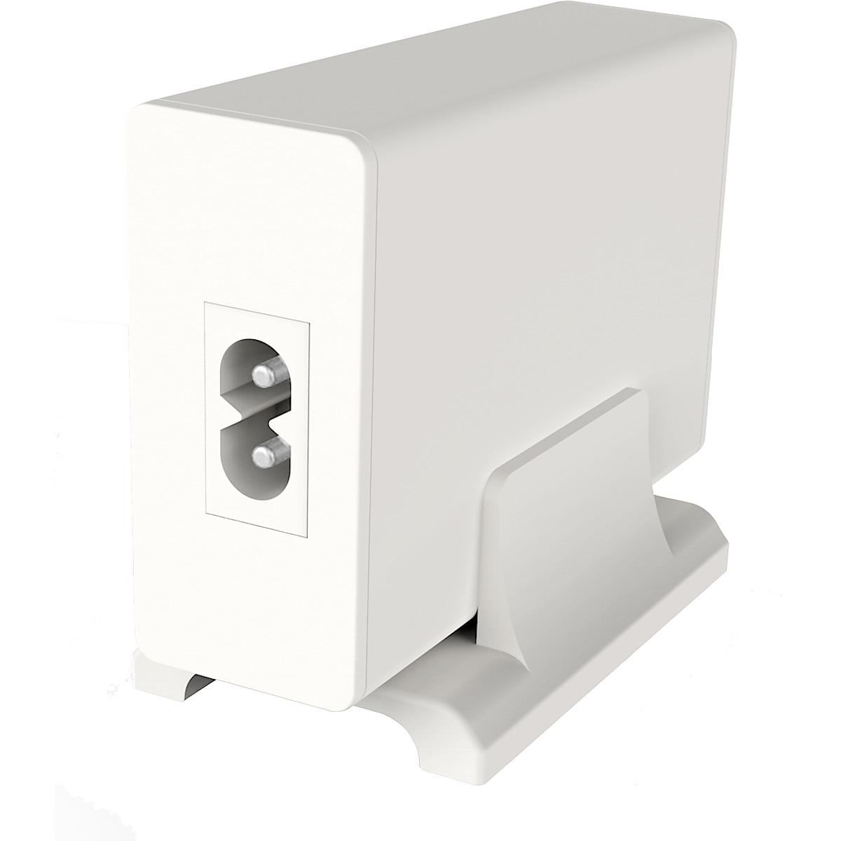 USB-C ladestasjon med 5 porter