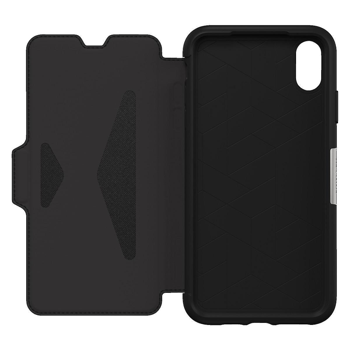 Plånboksfodral för iPhone XS Max, Otterbox Strada
