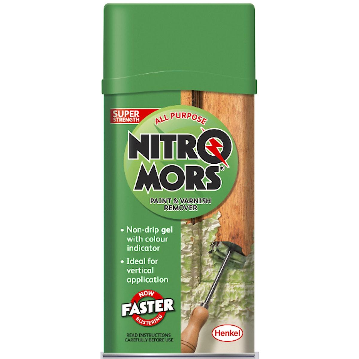 Maalinpoistoaine Nitromors, 750 ml