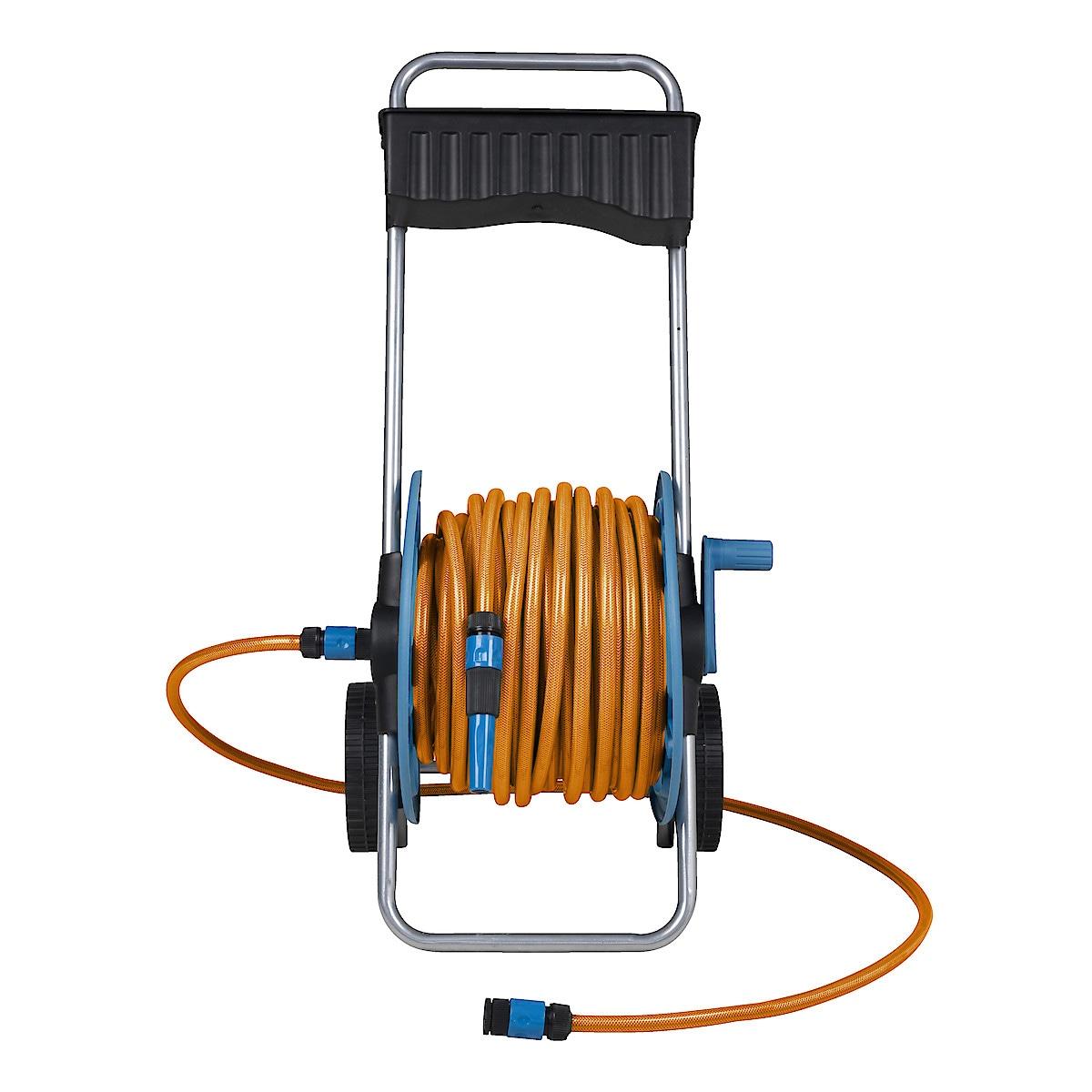 Cocraft slangevogn med tilbehør