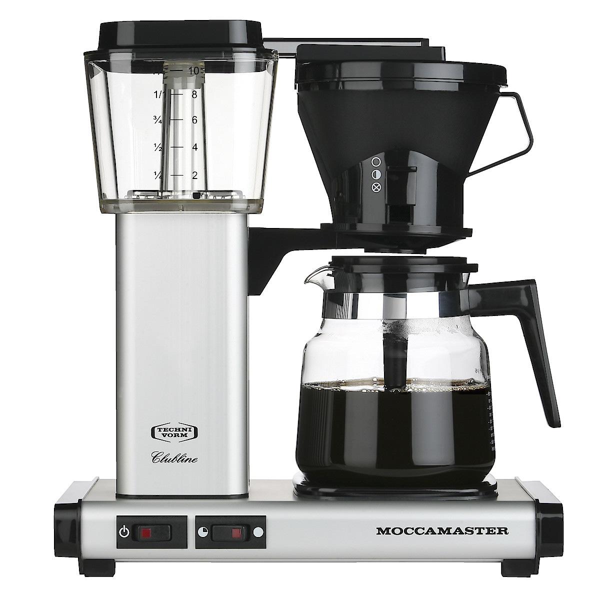 Moccamaster KB952AO, kaffebryggare