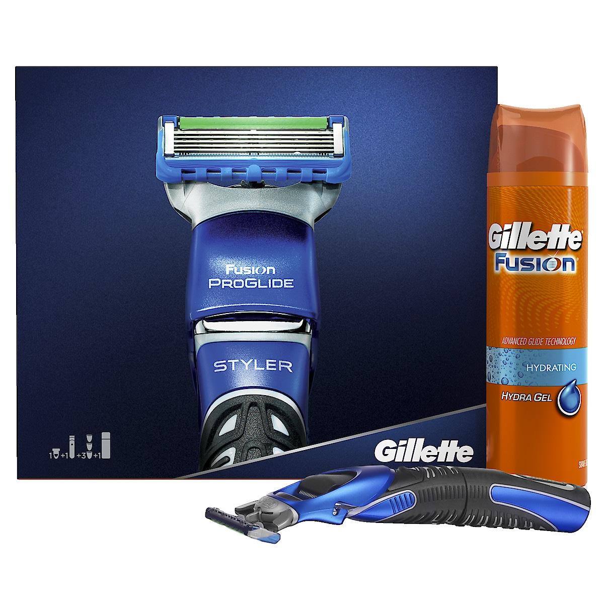 Fusion Proglider Styler Gillette