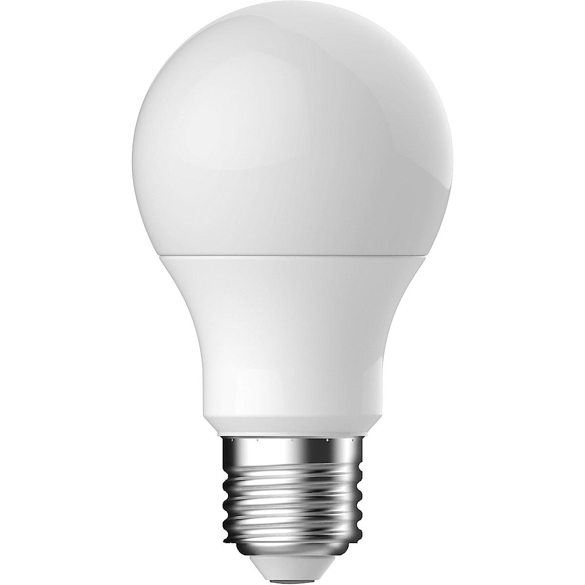Normallampa LED kallvit E27 Clas Ohlson