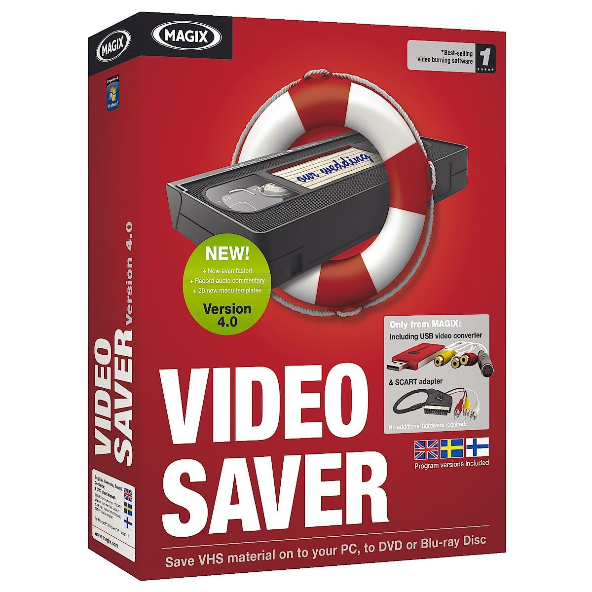 Magix Video Saver