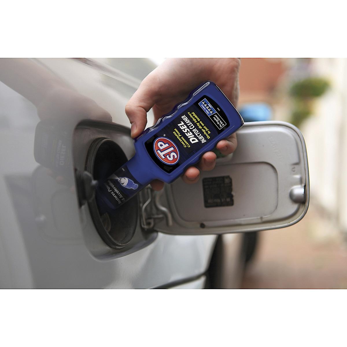 Motorrengöring Diesel Injector Cleaner STP, 200 ml