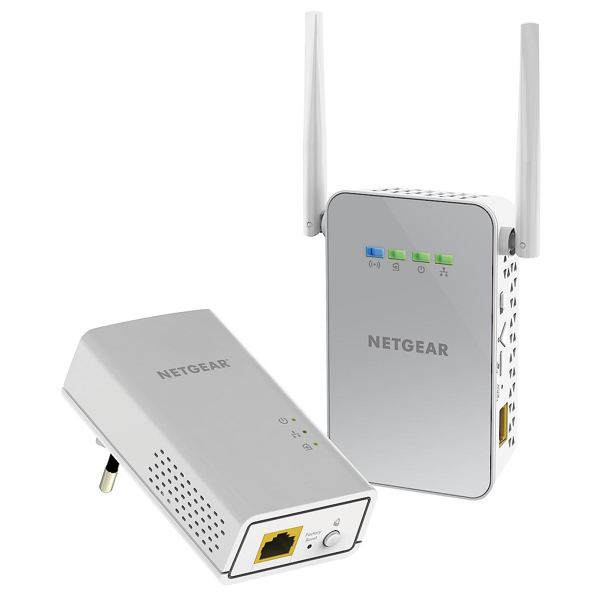 HomePlug Netgear PLW1000