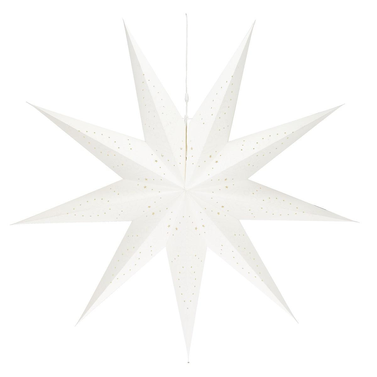 Adventsstjärna 150 cm Northlight
