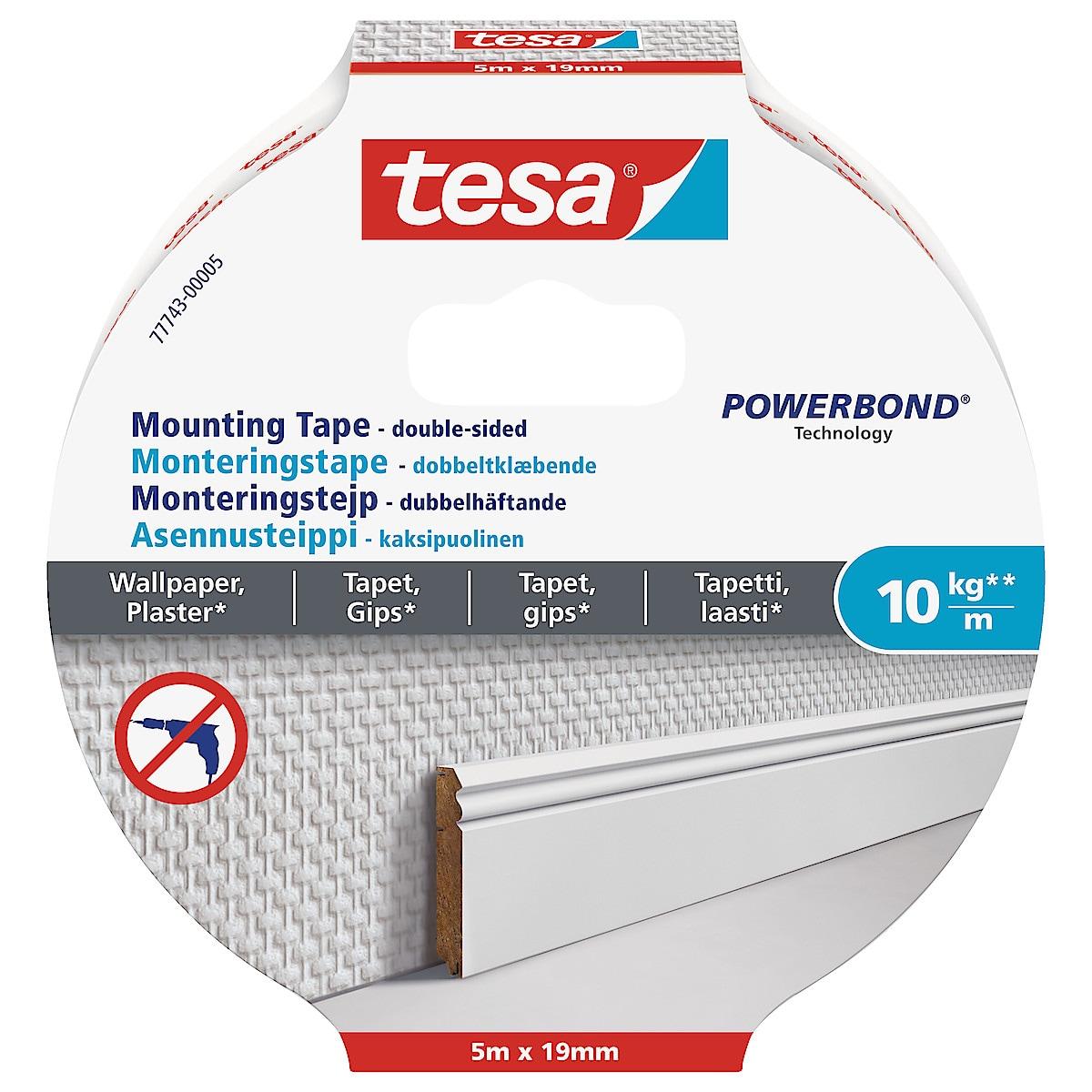 Monteringstejp Tesa