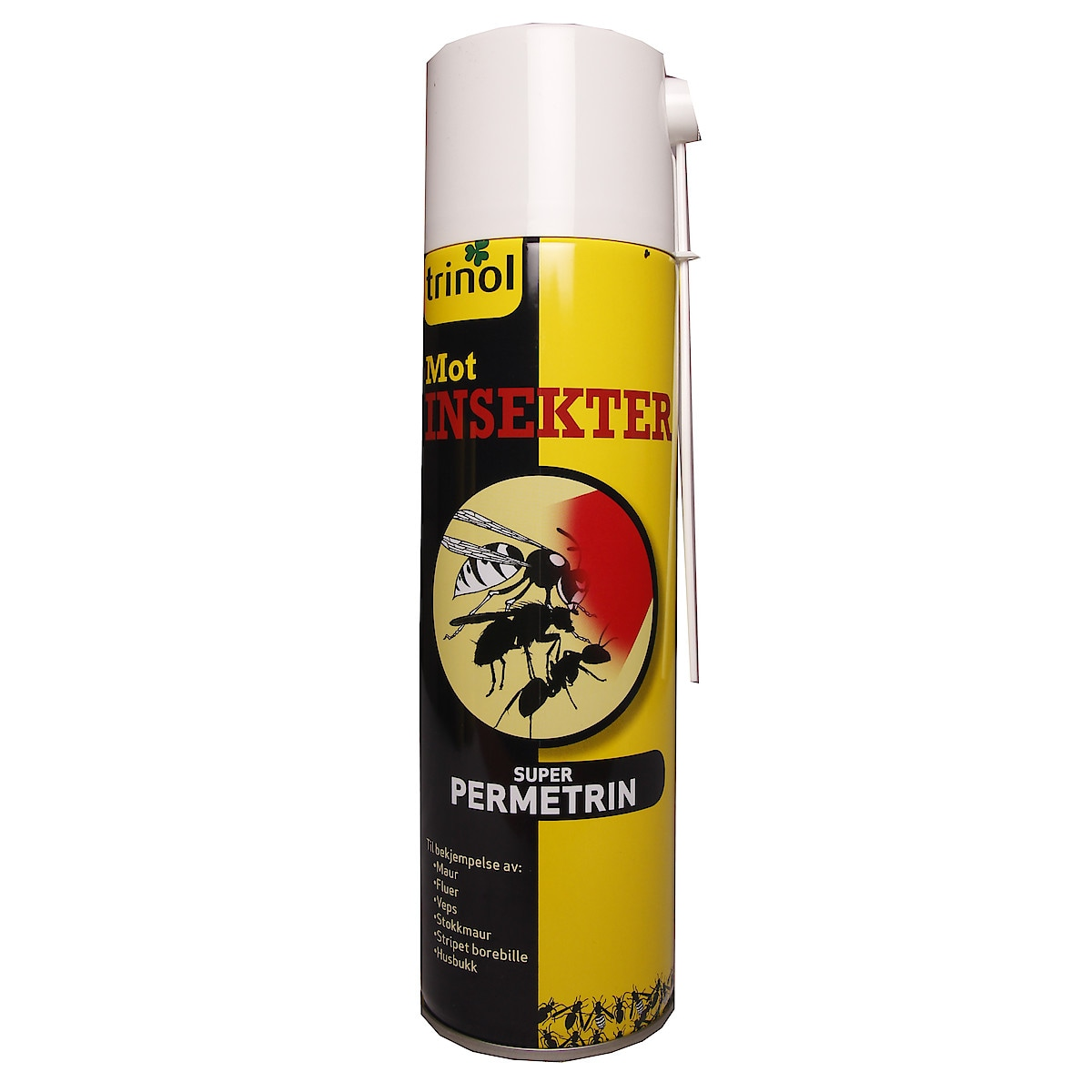 Trinol Super Permetrin insektsspray, 500 ml