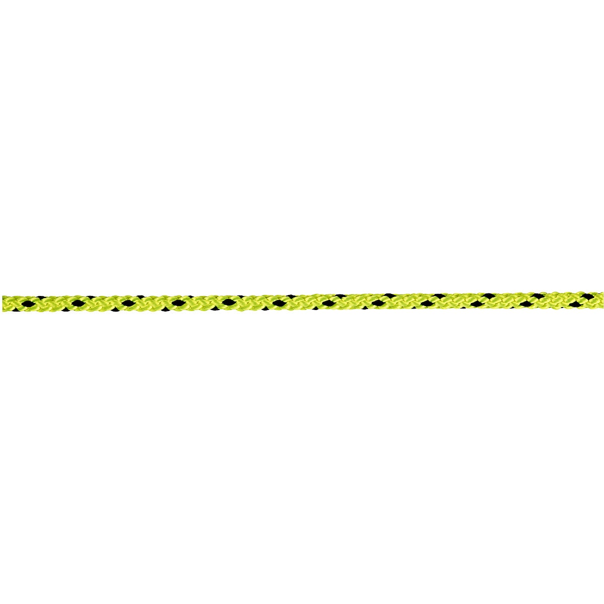 Yellow Polyester Cord