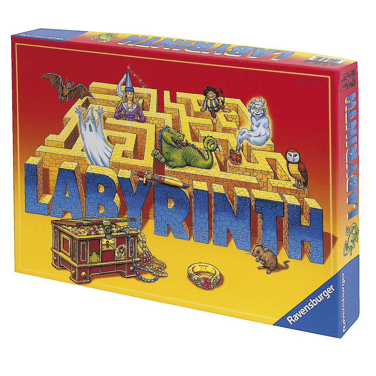 Game Box med klassiska spel, Barbo | Clas Ohlson