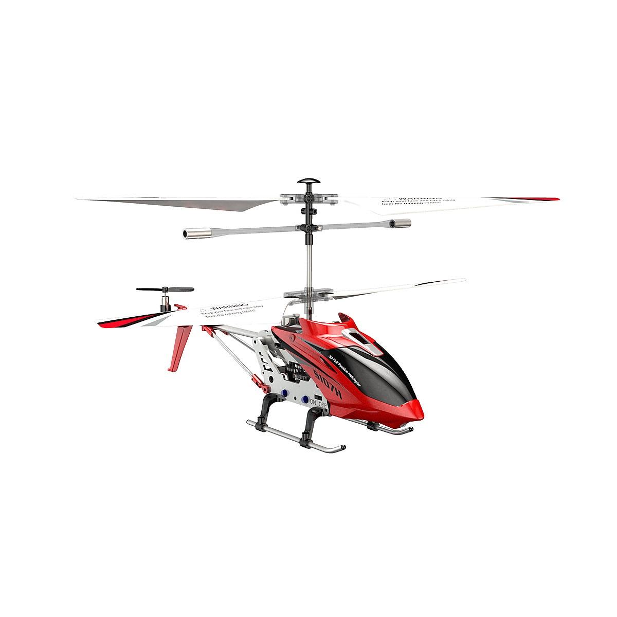 Radio-ohjattava helikopteri Syma S107H