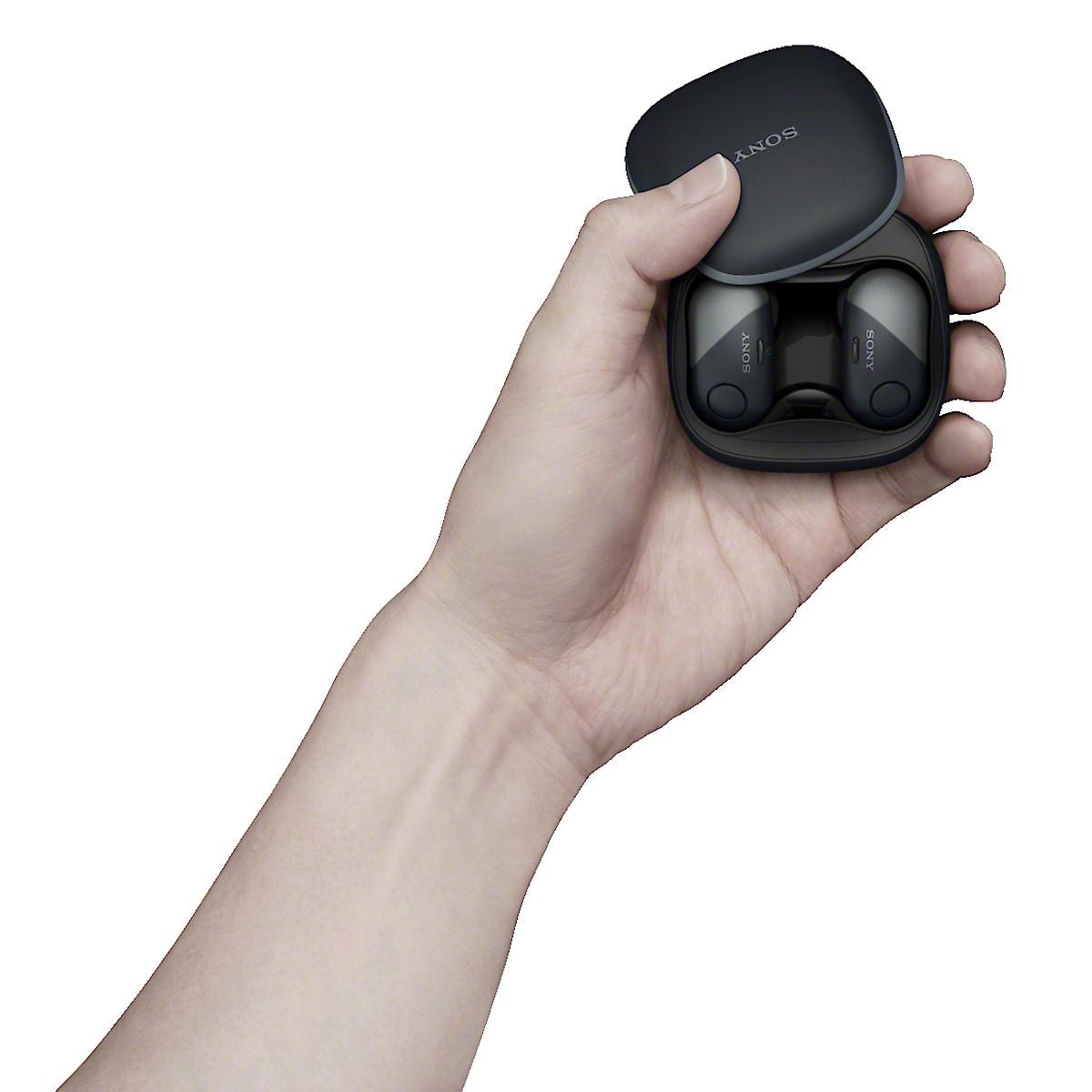Trådlösa sporthörlurar, Sony WF-SP700N