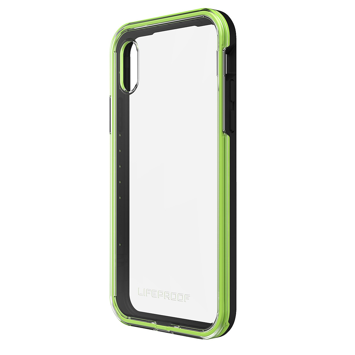 Cover für iPhone X/XS, Lifeproof Nuud