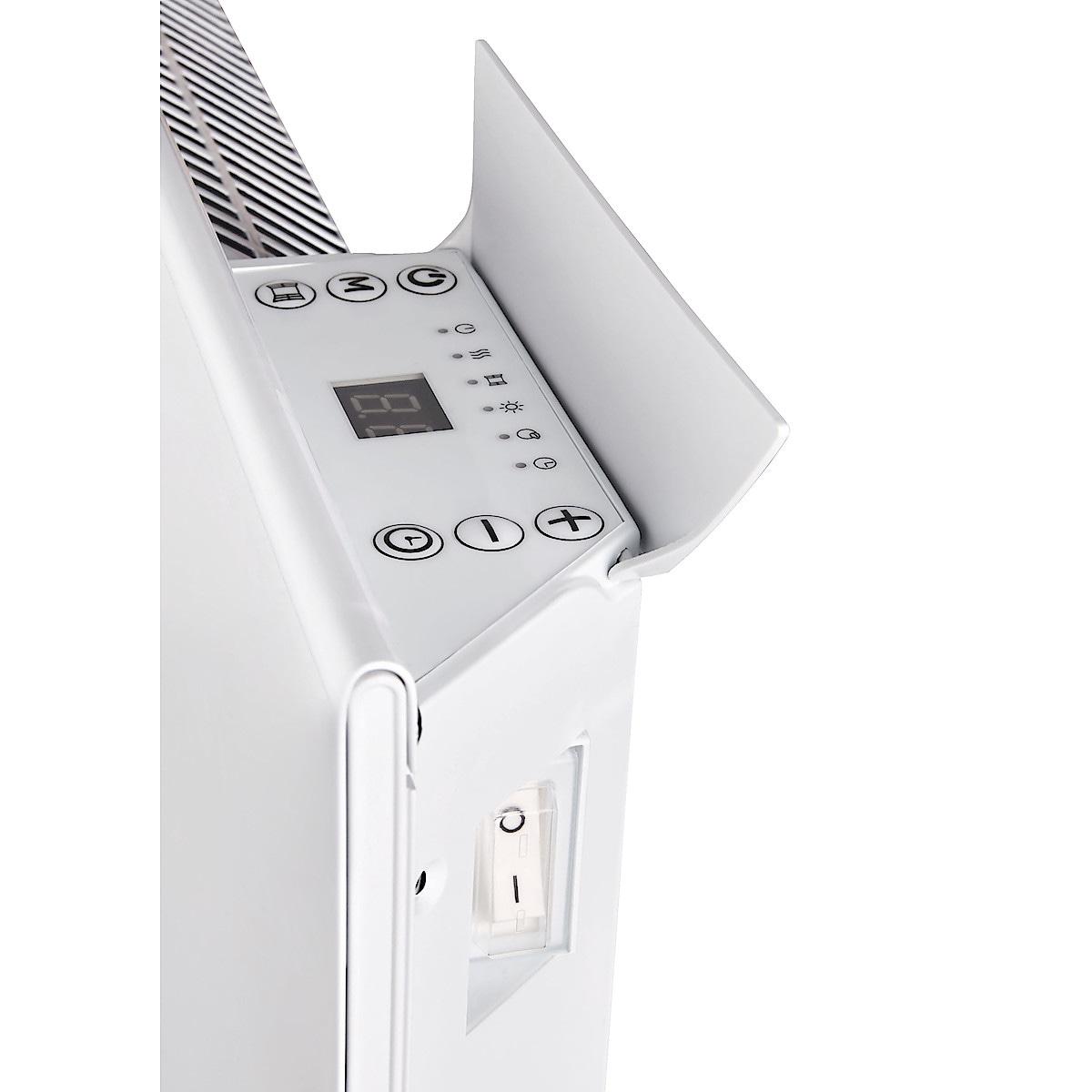 Lämpöpatteri 1000 W 400 V Cotech