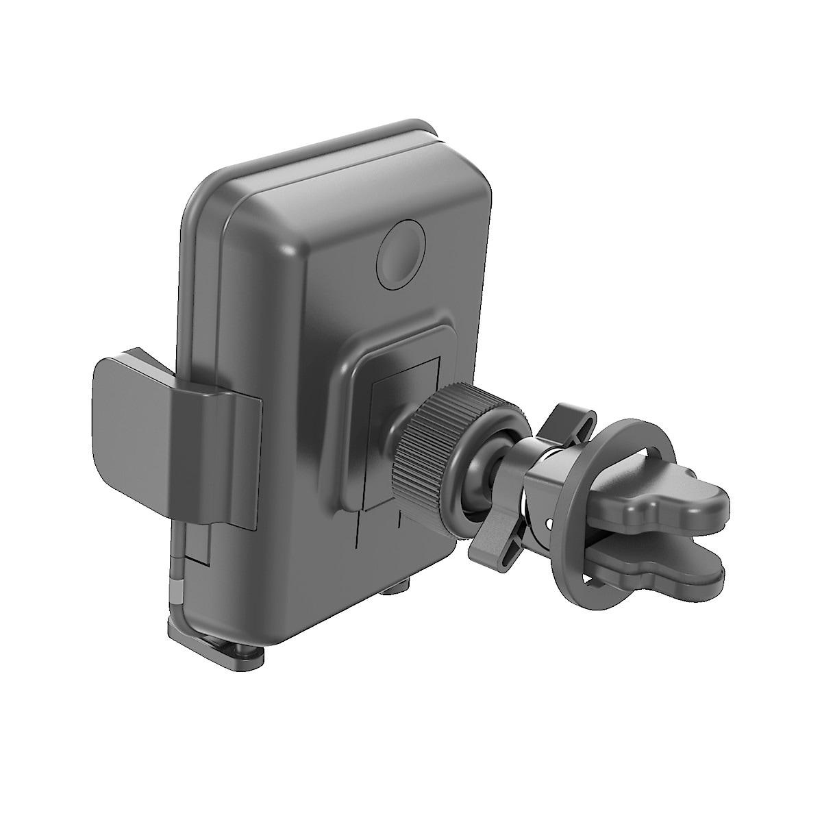 Celly Mount Charge telefonholder med trådløs lading (5 W)