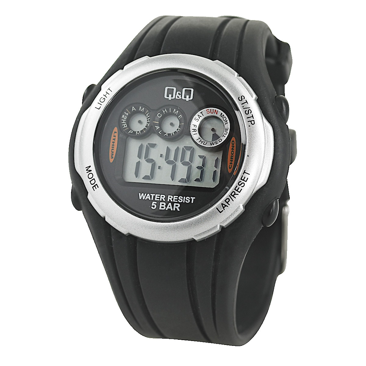 Digitalt armbåndsur