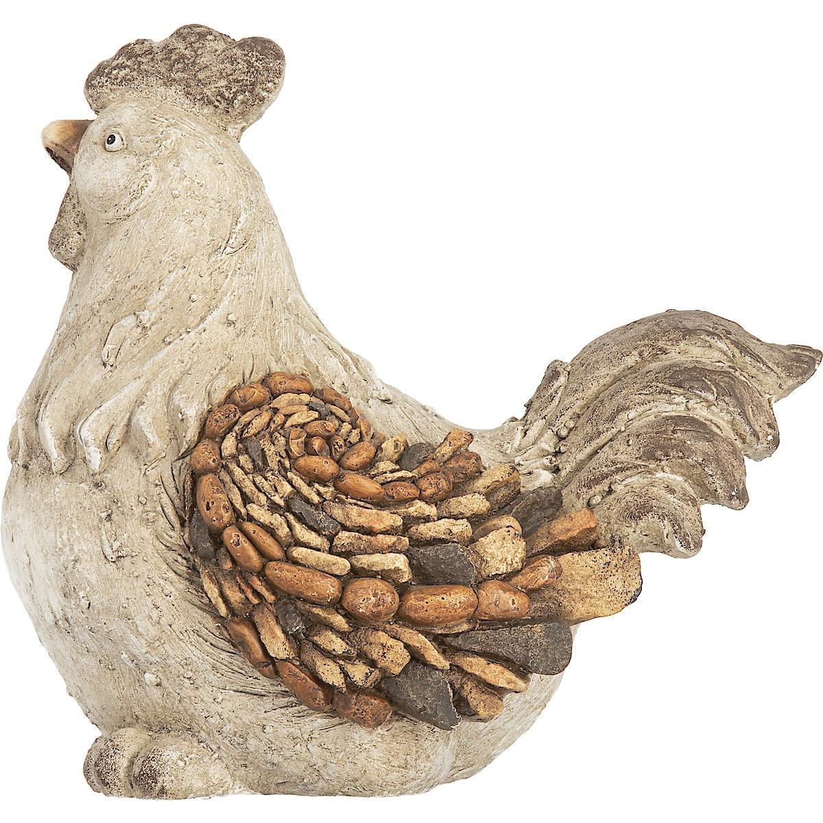 Dekorationsfigur Höna