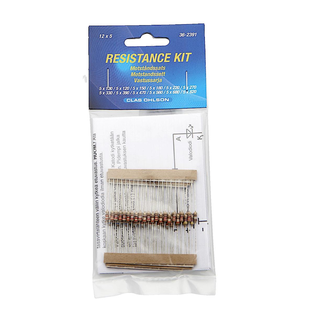 Resistor Kit